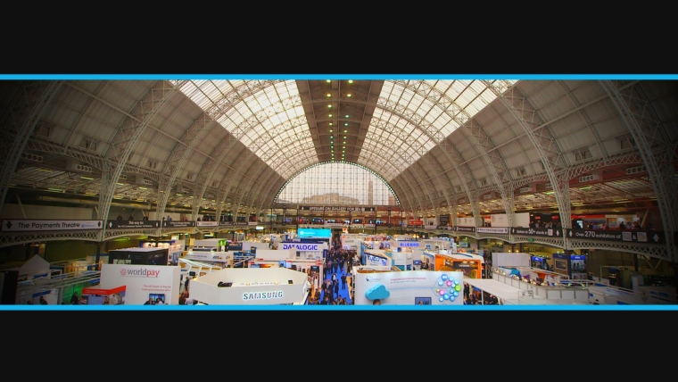 Verifone at RBTE
