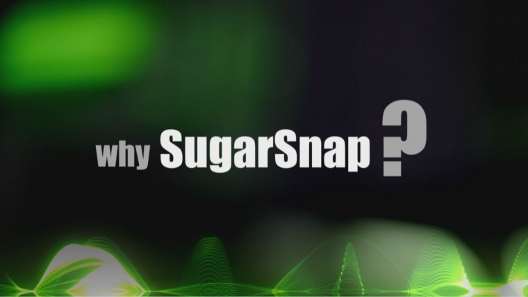 Why SugarSnap?